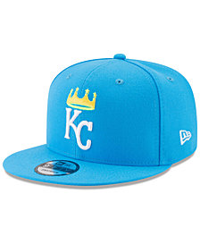 New Era Kansas City Royals Players Weekend 9FIFTY Snapback Cap
