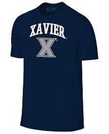 Retro Brand Men's Xavier Musketeers Midsize T-Shirt