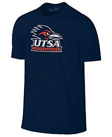 New Agenda Men's University of Texas San Antonio Roadrunners Big Logo T-Shirt