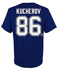 Outerstuff Nikita Kucherov Tampa Bay Lightning Player T-Shirt, Big Boys (8-20)