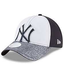 New Era Women's New York Yankees Shimmer Shine 9TWENTY Cap