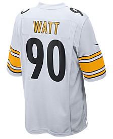 Nike Men's T.J. Watt Pittsburgh Steelers Game Jersey