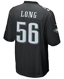 Nike Men's Chris Long Philadelphia Eagles Game Jersey
