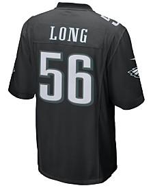 Nike Men's Chris Long Philadelphia Eagles Game Jersey
