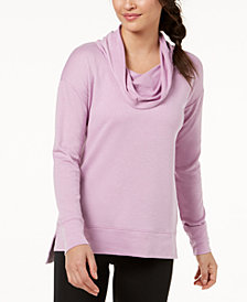 Ideology Cowl-Neck Top, Created for Macy's