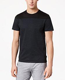 Calvin Klein Men's Colorblocked Tile-Stripe T-Shirt