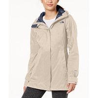 Macys deals on The North Face City Midi Waterproof Jacket