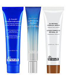 Receive a FREE 3pc Skin Care Gift with $55 Dr. Brandt Purchase!