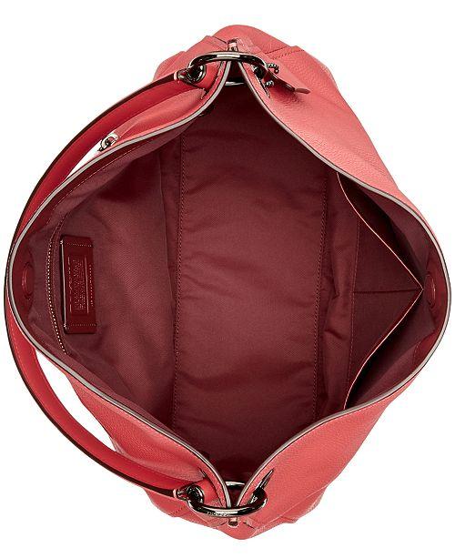 ca1befcbd4 COACH Clarkson Medium Hobo   Reviews - Upright Luggage - Macy s