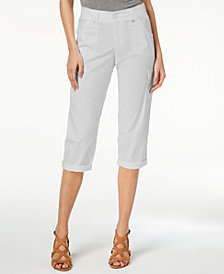 Lee Platinum Nikki Poplin Cargo Pants