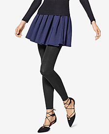 HUE® Women's  StyleTech Blackout Footless Tights