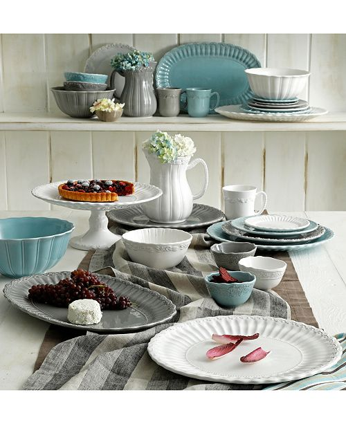 Laurie Gates Madeira Dinnerware Collection Dinnerware Dining