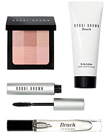 Bobbi Brown 4-Pc. The Getaway Edition Makeup & Fragrance Set, Created for Macy's