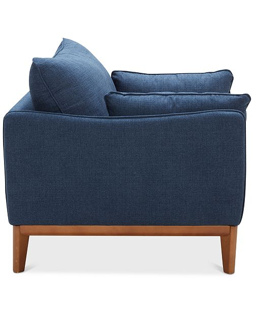Furniture Jollene 39 Quot Fabric Armchair Created For Macy S