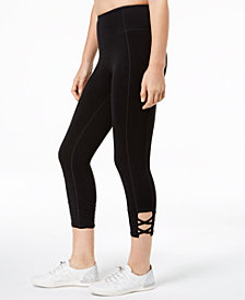 Calvin Klein Performance Cutout Capri Leggings