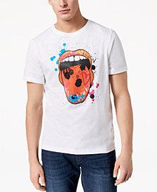 A X Armani Exchange Men's Lox Street Art T-Shirt