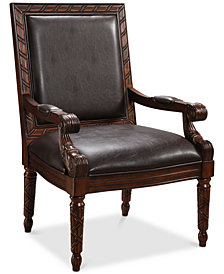 Baline Accent Chair, Quick Ship