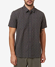 O'Neill Men's Dobby Geometric Shirt