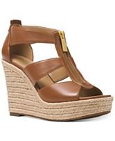 6155d8c66346 MICHAEL Michael Kors Damita Platform Wedge Sandals