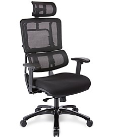 Adkin Office Chair with Headrest