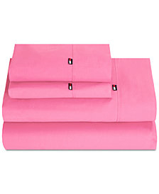 Tommy Hilfiger Solid Core Queen Sheet Set