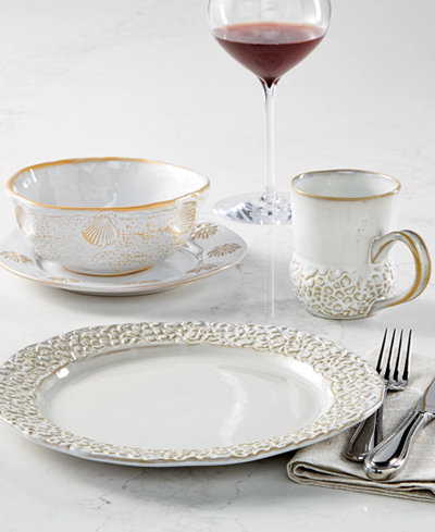 Crafted by Wainwright Boho Dinnerware Collection, Created for Macy's