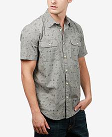 Lucky Brand Men's Printed Shirt