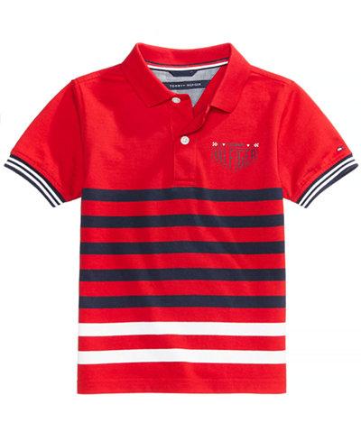 Tommy Hilfiger Polo Shirt, Little Boys