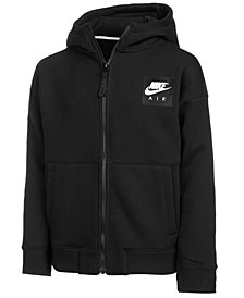 Nike Air Zip-Up Hoodie, Big Boys