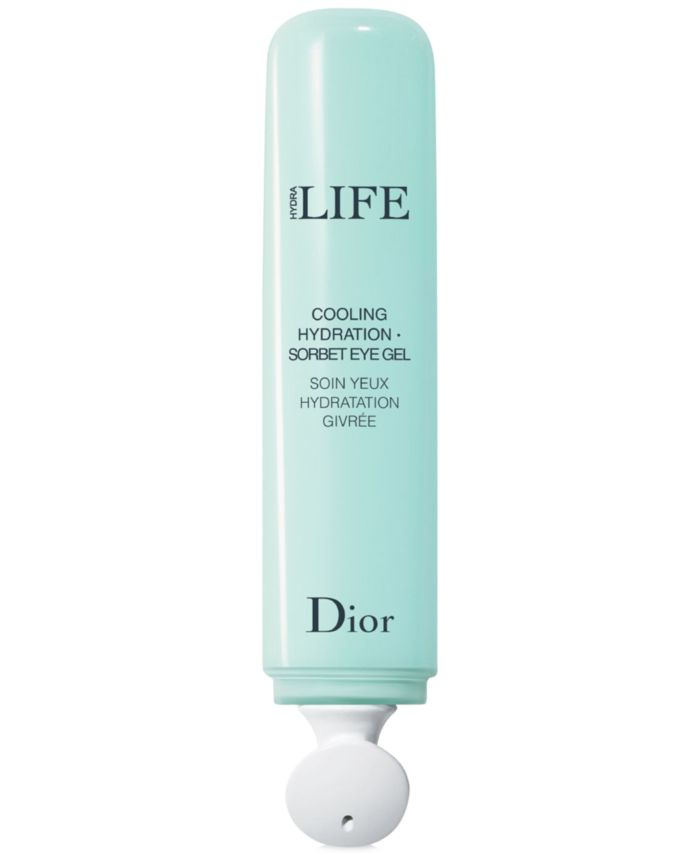 Dior Hydra Life Cooling Hydration Sorbet Eye Gel, 0.5 oz. & Reviews - Skin Care - Beauty - Macy's