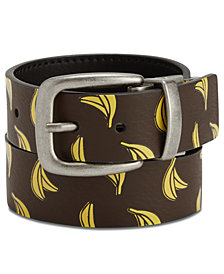 Levi's® Reversible Printed Belt, Big Boys