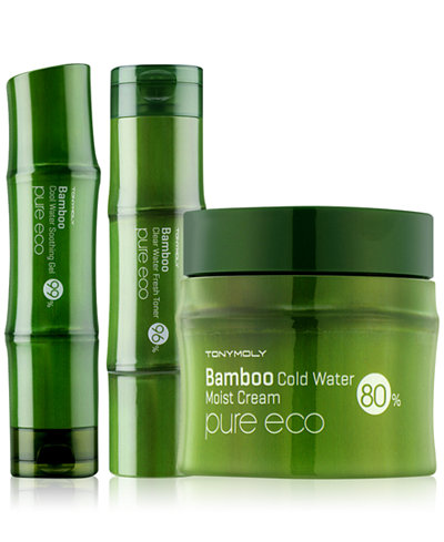 TONYMOLY Pure Eco Bamboo Collection