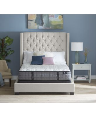 """by Aireloom 11.5"""" Vitagenic Memory Foam Luxury Firm Mattress - Twin, Created for Macy's"""