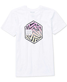 Billabong Graphic-Print Cotton T-Shirt, Big Boys