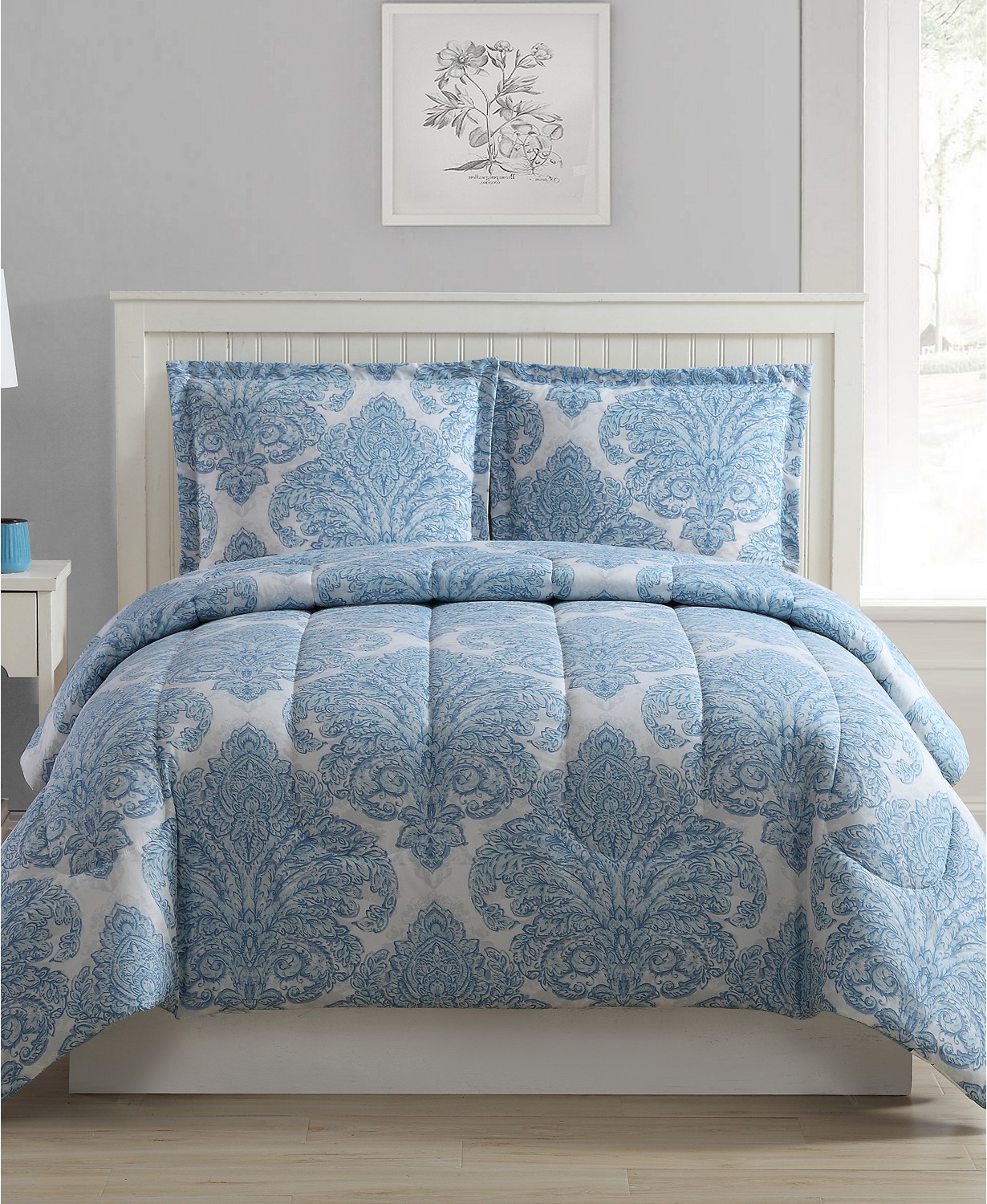 MACYS LIMITED TIME SPECIAL! 3 PIECE COMFORTER BED SETS FOR ONLY $19.99! (ALL SIZES)