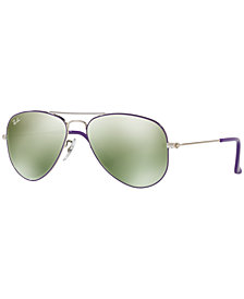 Ray-Ban Jr. Sunglasses, RJ9506S 52 RJ9506S
