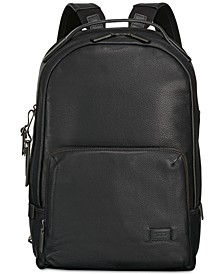 Men's Harrison Webster Leather Backpack
