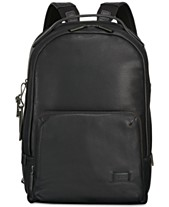 a022709894e5 Tumi Men s Harrison Webster Leather Backpack