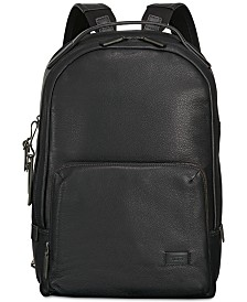 Tumi Men's Harrison Webster Leather Backpack