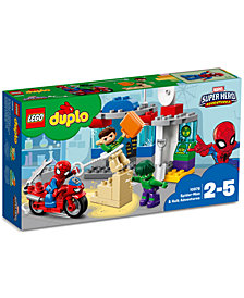 LEGO® Duplo Spider-Man & Hulk Adventures 10876
