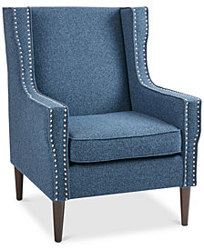 Vienna Accent Chair, Quick Ship