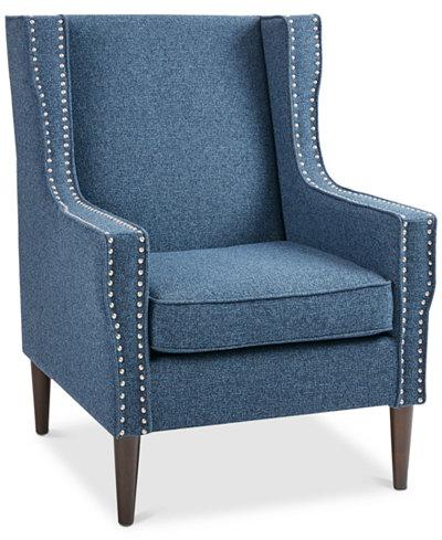 Vienna Accent Chair, Quick Ship