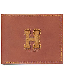 Tommy Hilfiger Men's Laurie Leather Passcase