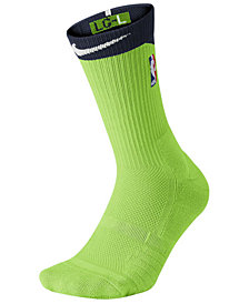 Nike Men's NBA All Star Elite Quick Alt Crew Socks