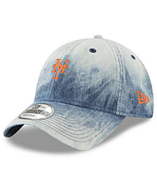 New Era New York Mets Denim Wash Out 9TWENTY Cap
