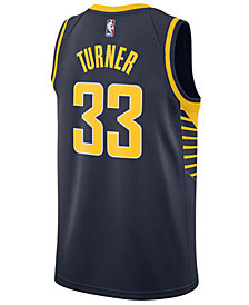 Nike Men's Myles Turner Indiana Pacers Icon Swingman Jersey