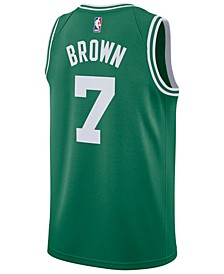 Men's Jaylen Brown Boston Celtics Icon Swingman Jersey