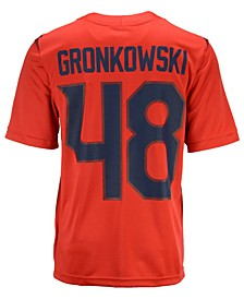 Men's Rob Gronkowski Arizona Wildcats Player Game Jersey