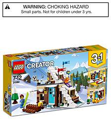 LEGO® Creator Modular Winter Vacation Set 31080
