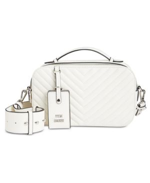 PHOEBE TOP-HANDLE CAMERA CROSSBODY